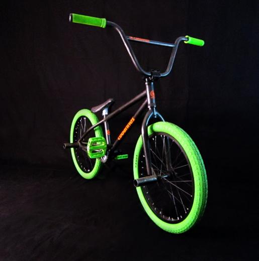 Vélo enfant BMX Taranos 20p