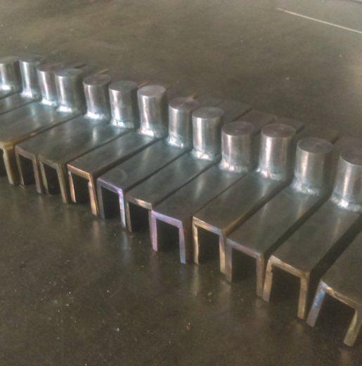 Soudure structure métallique acier