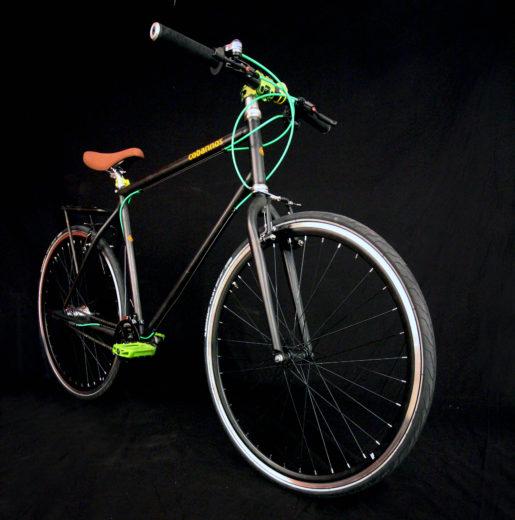 Vélo Ocios trois quart