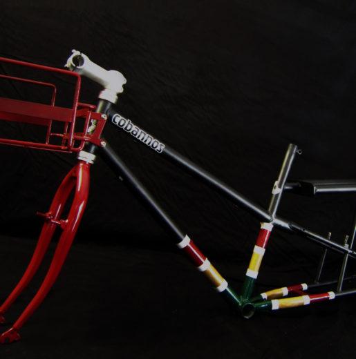 Transformation vélo longtail