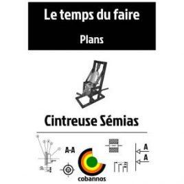 Plans cintreuse Cémias 1.0