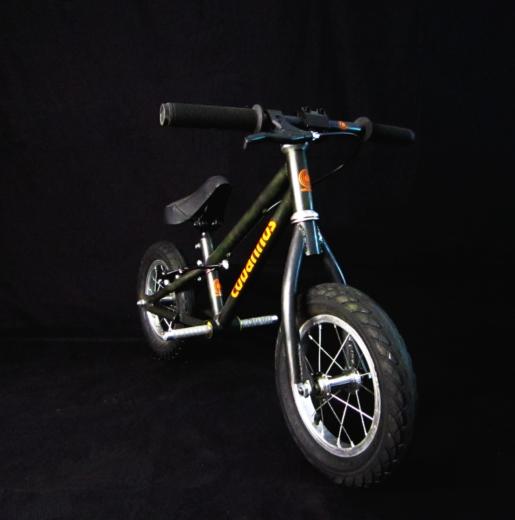 Vélo enfant évolutif Lug 12p trois quart