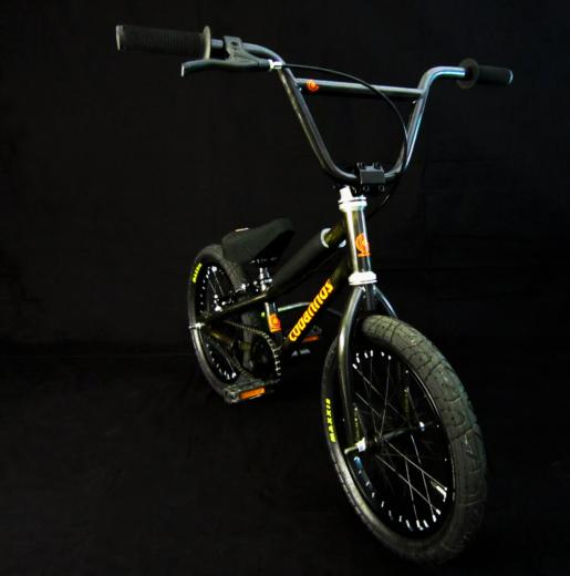 Vélo enfant évolutif Lug 16p trois quart