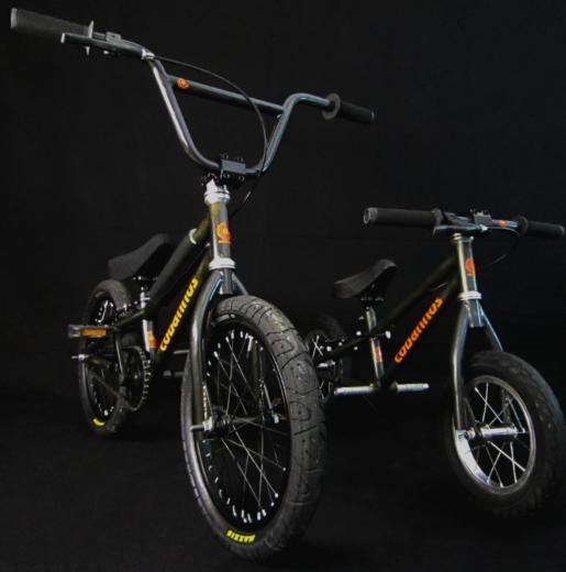 Vélo enfant évolutif Lug 12 et 16p