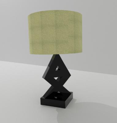 Lampe PS fond blanc