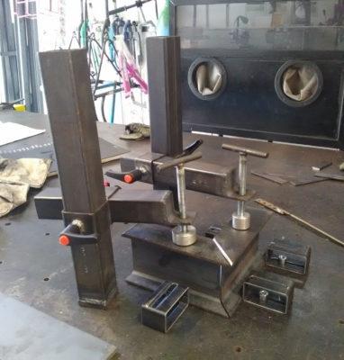 fabrication mezzanine eiffel 1 cobannos