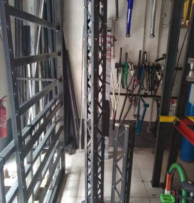 fabrication mezzanine eiffel 3 cobannos