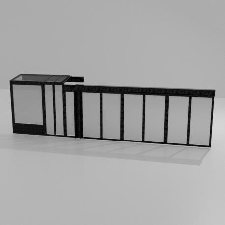 modélisation verrière ext 3600×3600 fond blanc