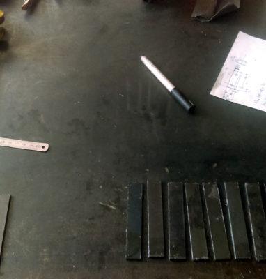 verriere pivots fabrication cobannos